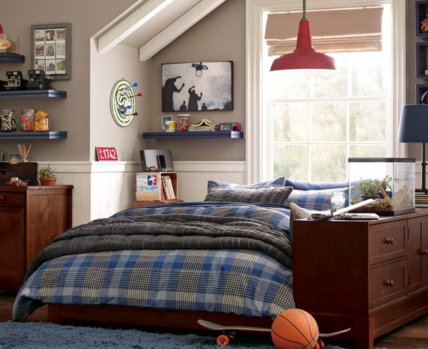 PB Teen Boys Room Crib 39 S Crib Pinterest