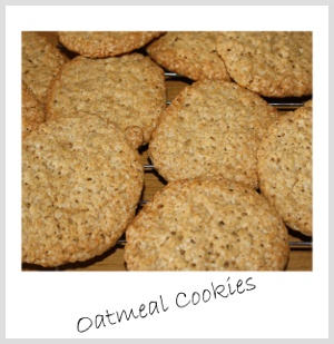 OATMEAL COOKIES | Sponsored Recipes | Pinterest