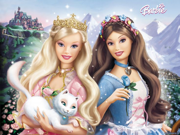 Princess Anneliese and Erika | Princess and the Pauper | Pinterest Butler