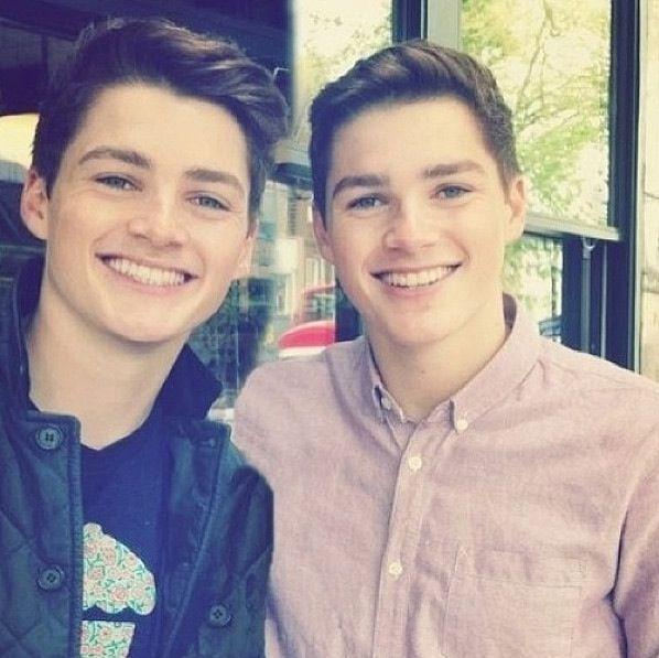 Jack And Finn Harries Girlfriend Jack and Finn Harries ...