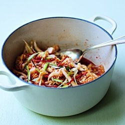 Sweet and Sour Chinese Cabbage | VEGETABLE DISHES | Pinterest