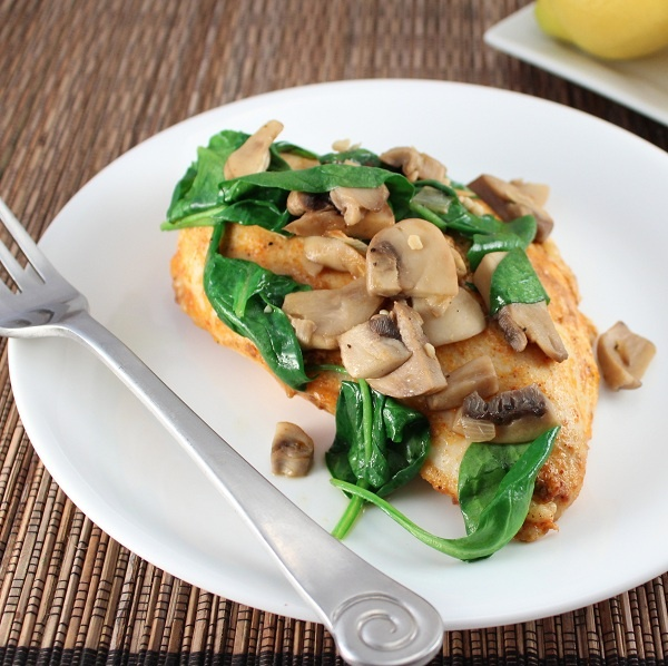 ... Mushrooms #LowCarb #GlutenFree via Living Low Carb...One Day at a Time