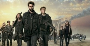 Last year's surprise summer hit 'Falling Skies' is finally back, and naturally, the action is bigger than ever along with some new characters, including Brandon Jay McLaren who provides some love interest for Lourdes (Sychelle Gabriel). When I first saw 'Falling Skies' last season, I wasn't