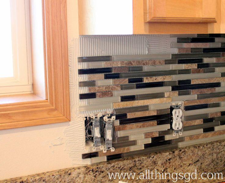 Tile Shop Tuesday Applying Tile Decorating Ideas Pinterest
