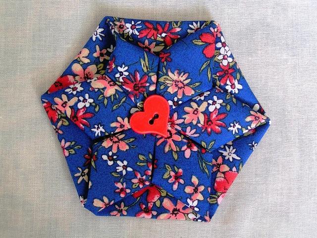 Patchwork origami