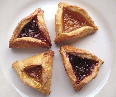 Hamantaschen Recipe | mostly foodstuffs | Get In My Belly | Pinterest