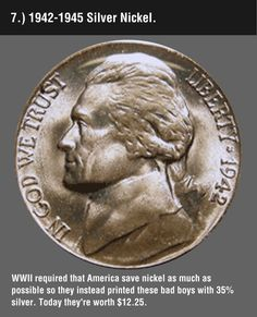 Most Valuable Quarters - a list of silver quarters and other rare quarters you should hold onto! #coins