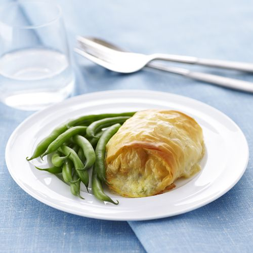 Chicken and Ricotta Phyllo Bundles | Recipes to be attempted | Pinter ...