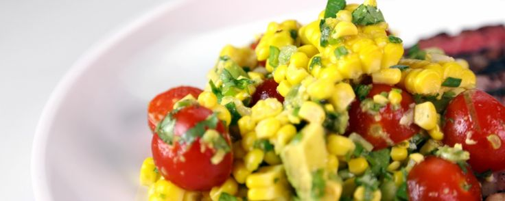 Grilled Corn Salad from Michael Symon of The Chew