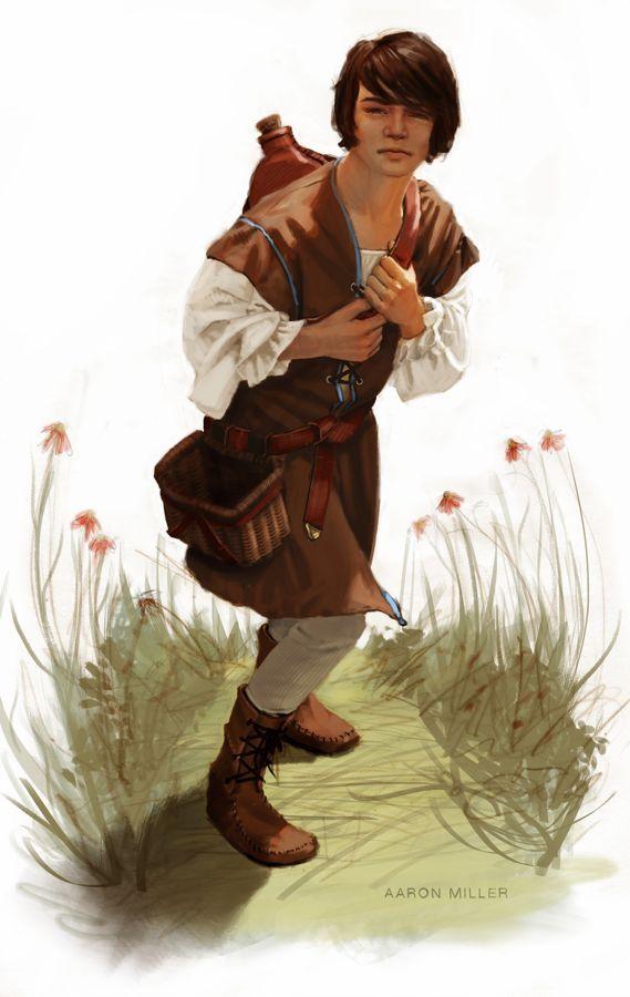 Medieval Boy Aaron Miller Pinterest