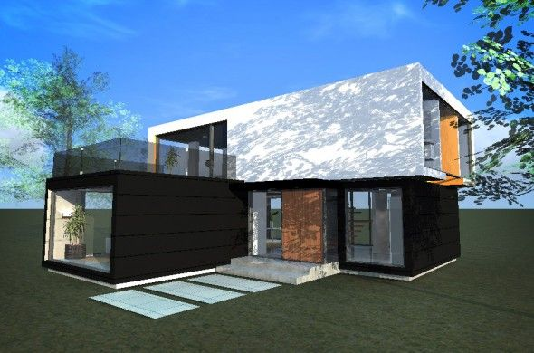 New style for 2016 2017 just another wordpress site - Container home kit ...