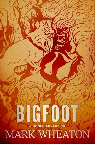 free kindle books bigfoot