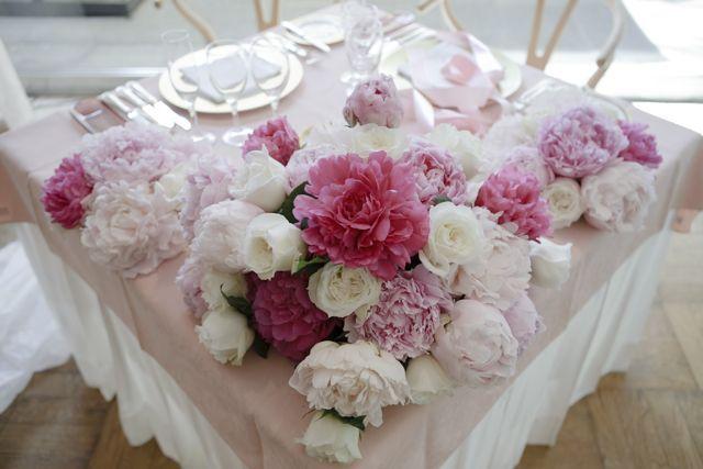 table flower | decoration | Pinterest