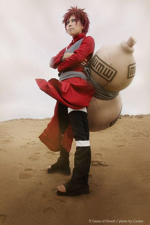 Gaara from Naruto by Setsuna0 | Cosplay | Pinterest Gaara Cosplay
