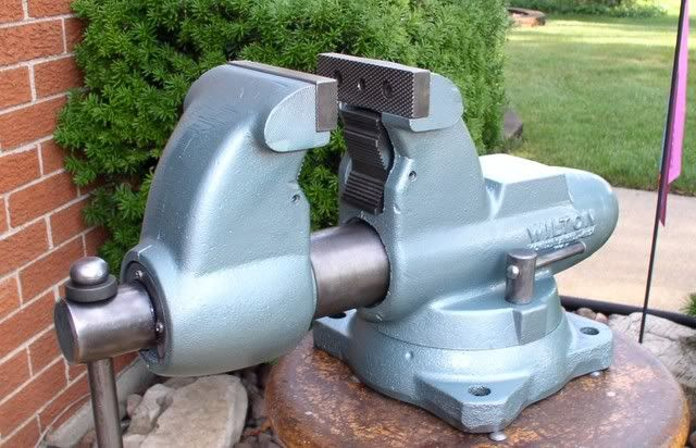 Wilton Bench Vise Pin by Bench Vises on ...