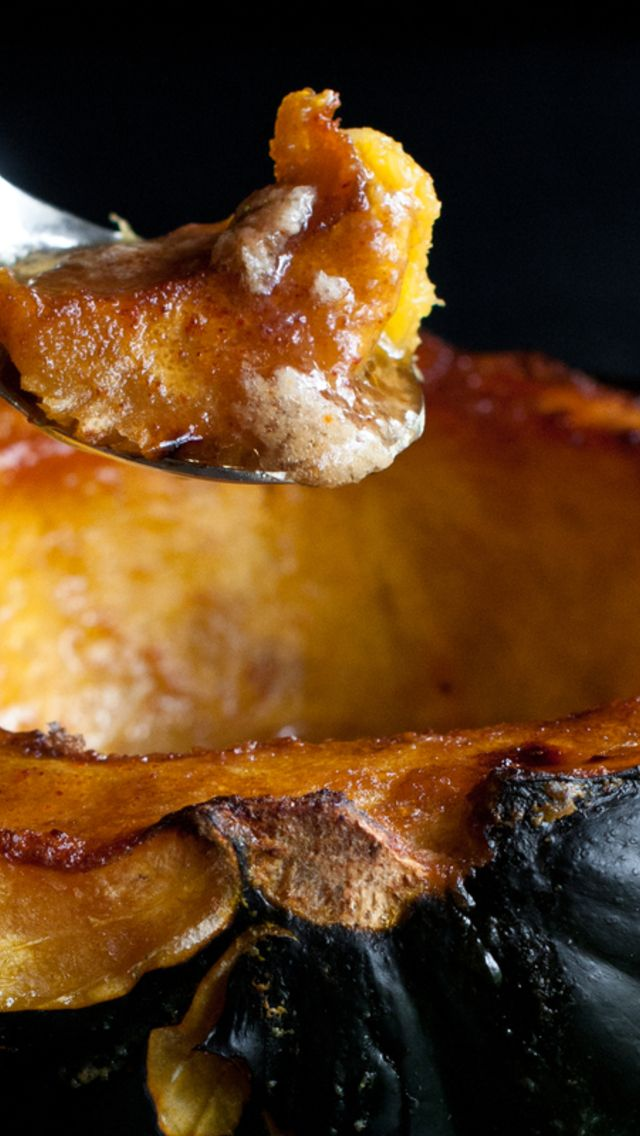 Roasted Acorn Squash | For Making & Baking | Pinterest