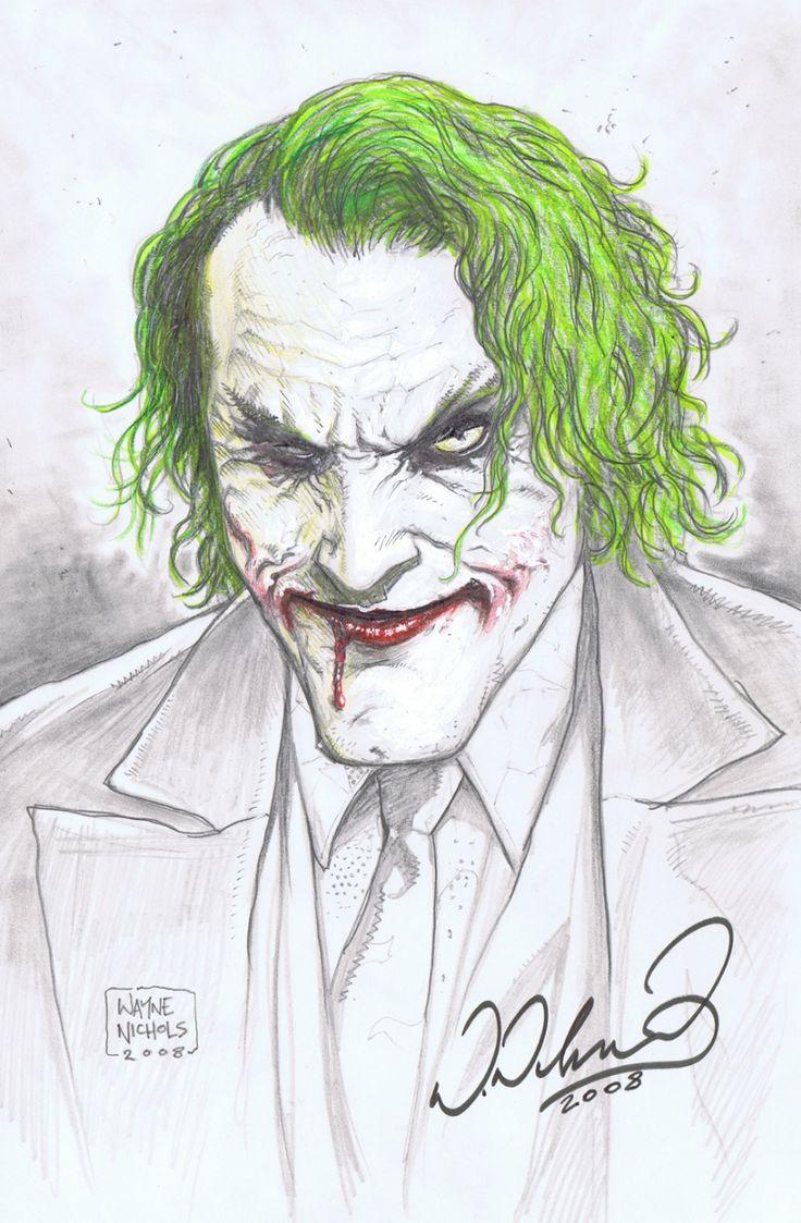 pin the joker art - photo #20