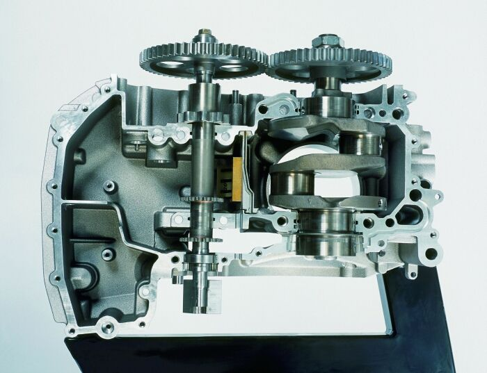 bmw oilhead engine