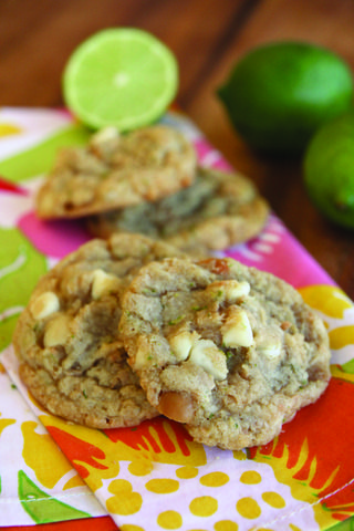 White Chocolate Nut-butter Cookies Made With Coconut Flour Recipes ...