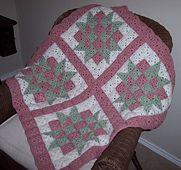 crocheted quilt pattern Crochet Pinterest