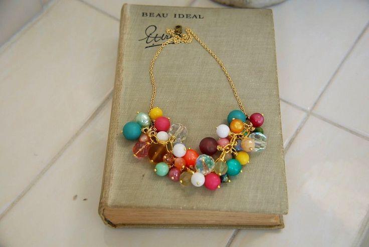 gum drop necklace!
