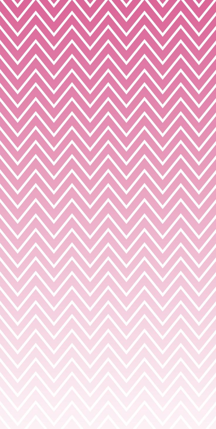 Blue ombre chevron pattern - photo#22