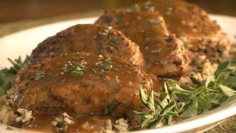 Slow Cooker Pork Chops II Allrecipes.com | Recipes & Food | Pinterest