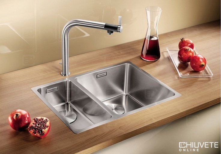 Chiuveta Inox Blancoandano 340/180-IF | Kitchen | Pinterest