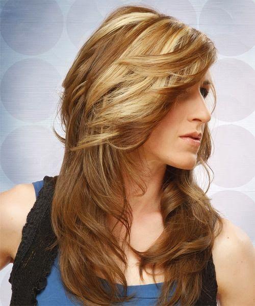 Dirty Blonde Hair With Auburn Lowlights Blonde hair with auburn ...