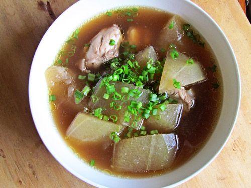 Winter Melon Soup | Eats | Pinterest