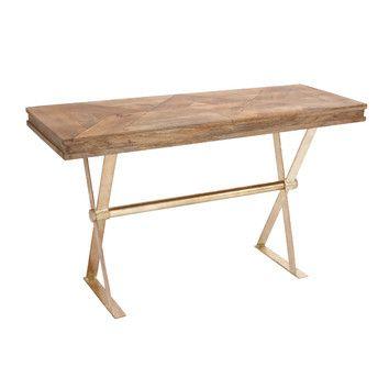 Woodland Imports Woodland Imports Console Table