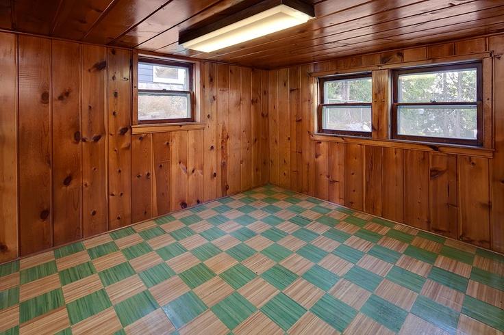 basement in seattle home wood paneling pinterest
