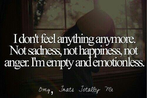 Emotionless Quotes. QuotesGram