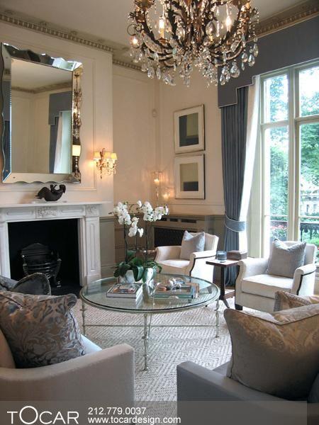 hollywood regency living room interior design likes