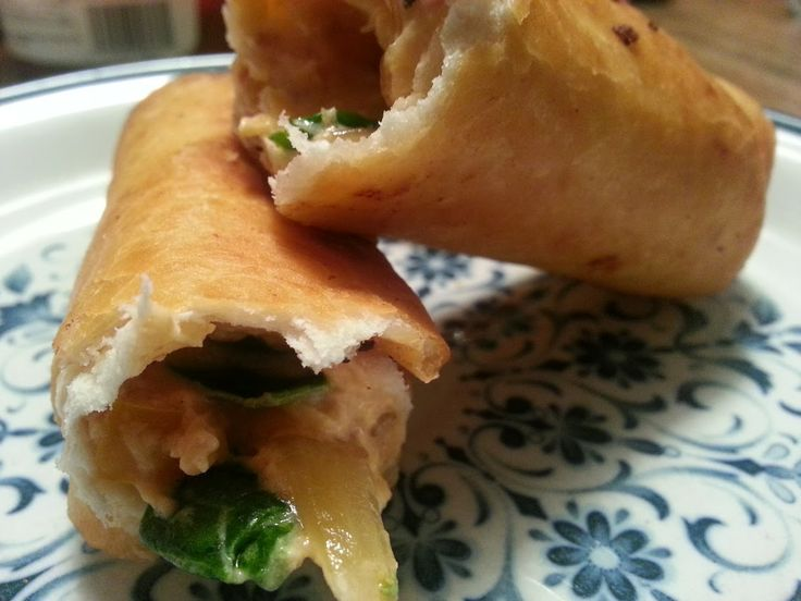 chubby-chicken-and-cream-cheese-taquitos/ I used less cheese, added ...