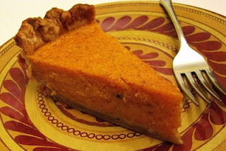 Sweet Potato Buttermilk Pie: Who says it's just for Fall??