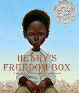 "Investigate one of the most ingenious escapes in American History with Henry's Freedom Box by Ellen Levine. Students will be in awe of Henry Brown's daring attempt to travel from Virginia to Pennsylvania in a box less than 3 x 3 x 3 — via express mail! Use Levine's picture book to spark vigorous online research to discover more facts about Brown and his journey. Use this New York Times article to inspire a genuine interest in primary source documents such as the ""eyewitness account from the m..."