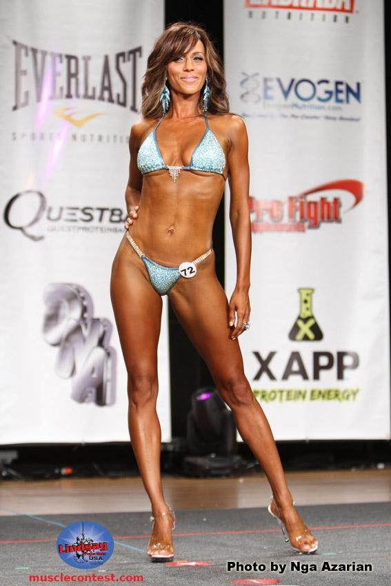 Fitness Inspiration Nicole Ari Parker Kodjoe