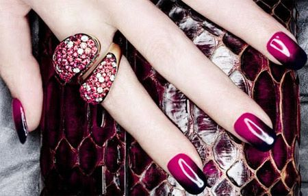 Nail polish trends for Fall/Winter 2013-2014 #manicure #pretty # ...