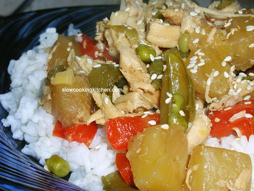 Crock Pot Pineapple Chicken | Recipes | Pinterest