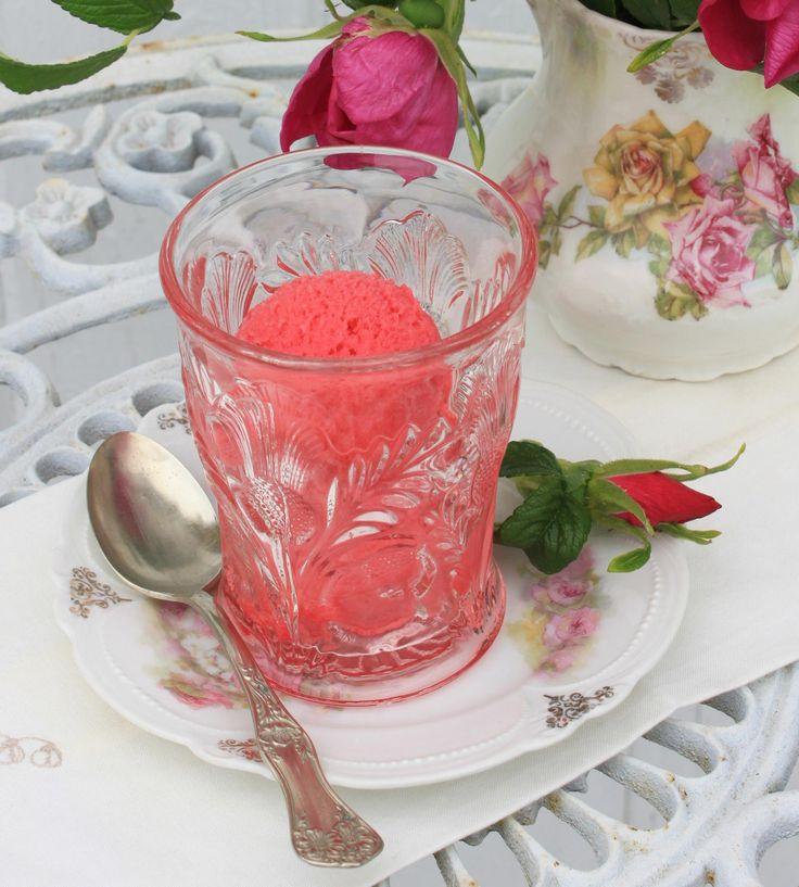 Express Raspberry Rose Sorbet Recipes — Dishmaps