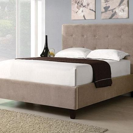 Beaconsfield Tufted Bed From Sears