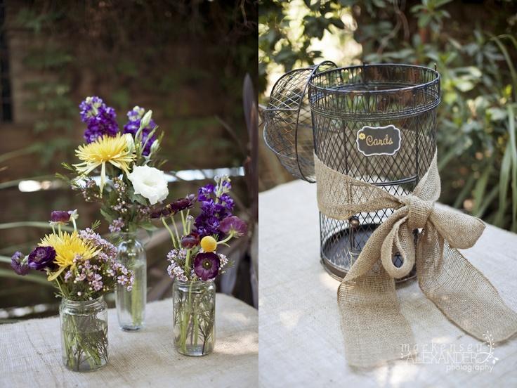 My Gift table Wedding Ideas Pinterest