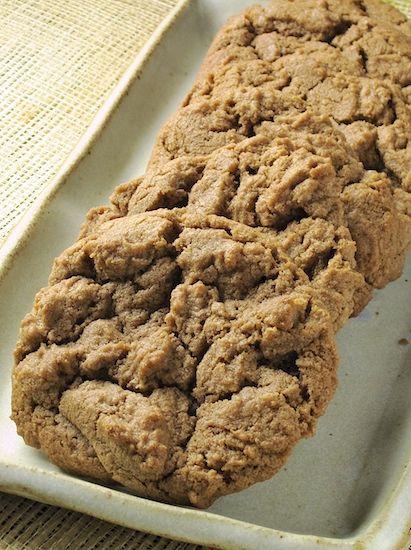 Chocolate Hazelnut Biscotti | Deserts | Pinterest