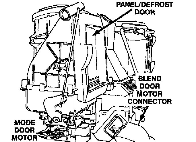 hvac system  jeep liberty hvac system