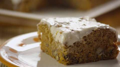 Carrot Cake III Allrecipes.com. Replace the oil with apple sauce and 2 ...
