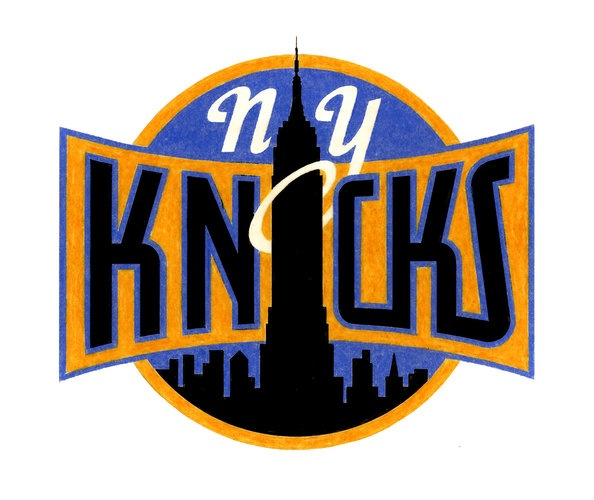 The All-Star NY Knicks Logo That Should Have Been