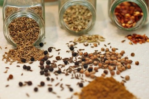 Tunisian Tabil: spice blend that has a wonderful aroma and spicy kick ...