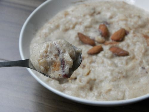 DOSPC: Fluffy Apple Pie Proatmeal (no sugar added) #Oatmeal # ...