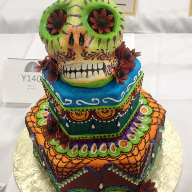 Cake Design By Damaris : Youth division cake Creative cakes & Design Pinterest